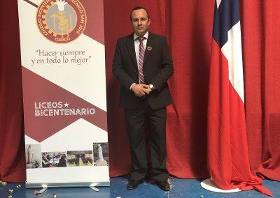 Juan Pablo Oyarce Fernandez